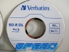 Verbatim BD-R Double Layer DL 50GB x 6 cake 10