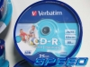 Verbatim CD-R do nadruku PRINTABLE z LOGO 100 szt